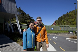 Aaron and Naoko in front of Zealandia_1280_for_Web