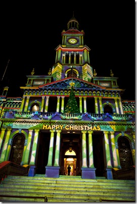Happy Christmas on the building_1280_for_Web