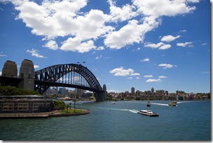 Sydney Harbor and Bridge_1280_for_Web
