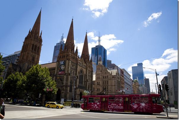 Melbourne Cathedral and Tram_1280_for_Web