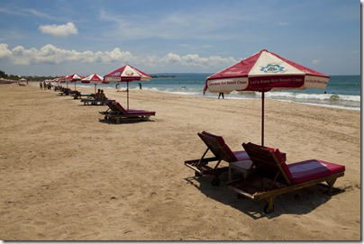 Chairs welcoming you to Kuta Beach_1280_for_Web