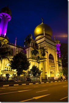 Sultans mosque