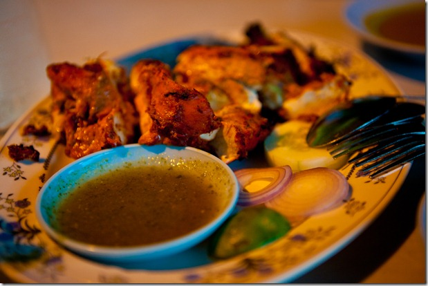 Pak Putra and the Best Tandoori Chicken Ever