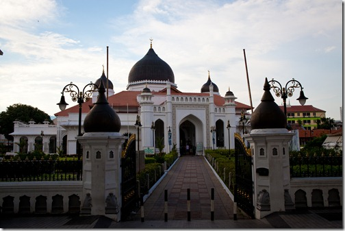 Mosque in Penang 2